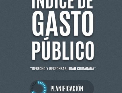 Índice de Gasto Público 2015