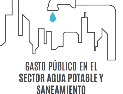 Investigación 8 | Gasto público en el sector del agua potable