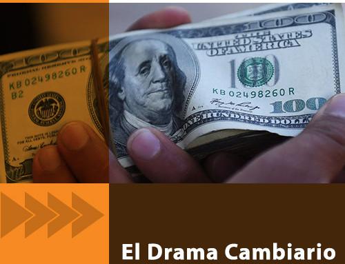 Boletín 36 | El drama cambiario de la economía venezolana