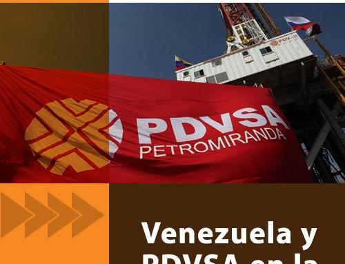 Boletín 38 | Venezuela y PDVSA en la OPEP del Siglo XXI