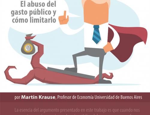 Investigación 11 | El abuso del gasto público y cómo limitarlo
