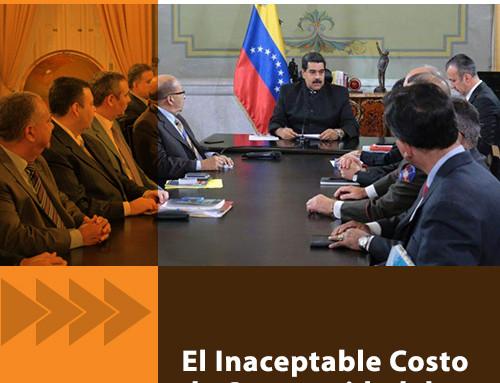 Boletín 39 | El inaceptable costo de oportunidad de perder las Libertades Económicas