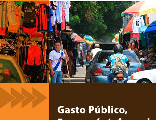 Boletín 41 | Gasto Público, Economía Informal y Recaudación Fiscal