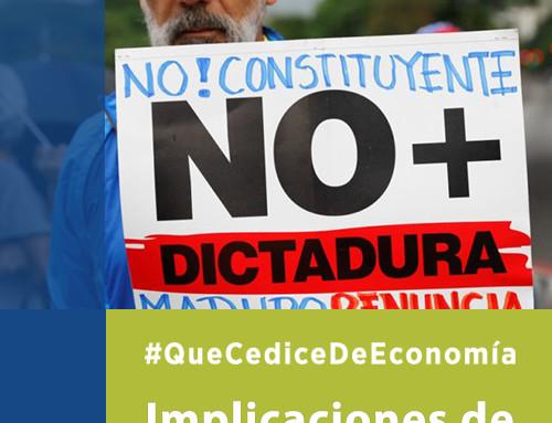 #QueCediceDeEconomía 14 | Implicaciones de elevar las misiones a rango constitucional