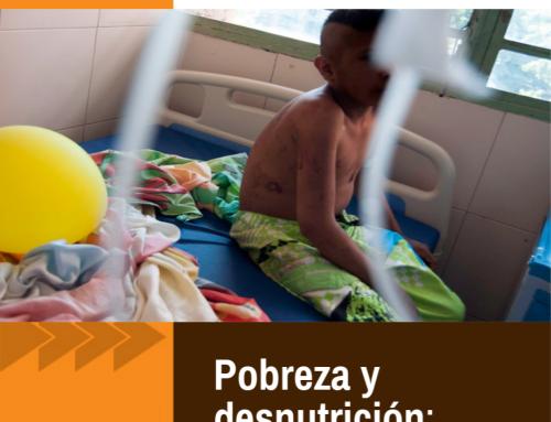 Boletín 46 | Pobreza y desnutrición: una relación trágica en Venezuela
