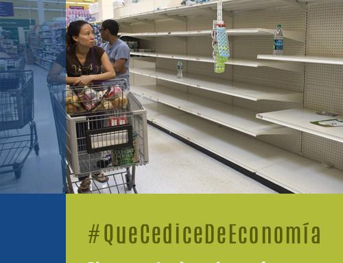 #QueCediceDeEconomía 18 | Aumento de subvenciones como medida ante la hiperinflación