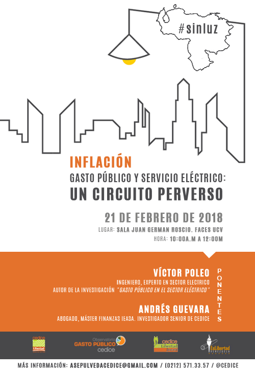 Flyer Inflacion, GP y Elecrtrcidad