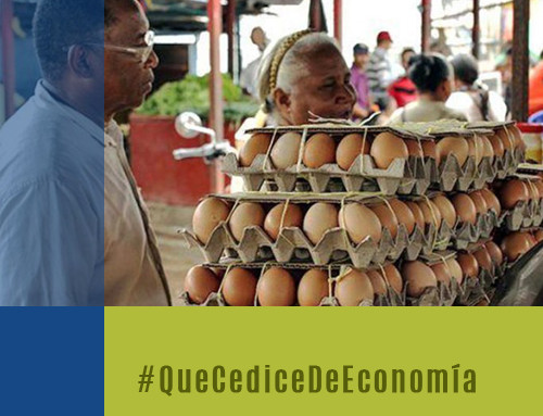 #QueCediceDeEconomía 19 | El salario real 'en cartones de huevo'