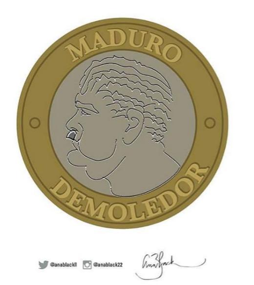 Retro Moneda