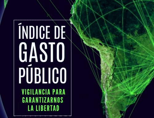 Índice de Gasto Público en Latinoamericana (2010-2017)