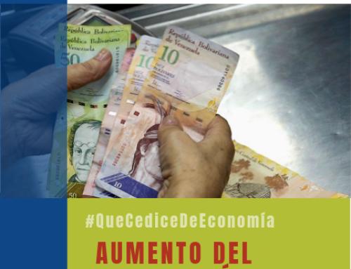 #QueCediceDeEconomía 23 | Aumento Salarial: Política inútil frente a la hiper-crisis económica