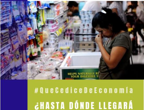 #QueCediceDeEconomía 25 | ¿Hasta dónde llegará la inflación venezolana en 2018?