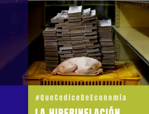 #QueCediceDeEconomía 27 | La hiperinflación erosiona los ahorros en dólares