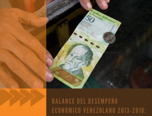 Boletín 57 | Colapso bajo la presidencia de Nicolás Maduro