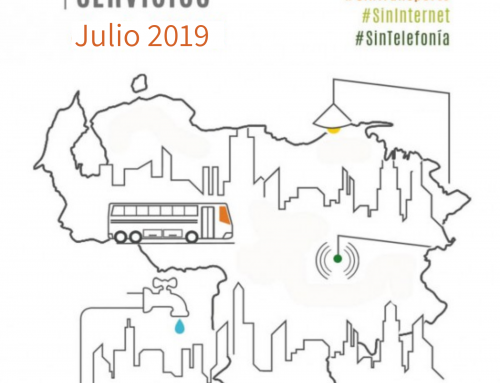 Monitoreo de Servicios (Julio 2019)