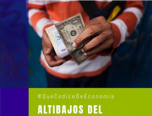 #QueCediceDeEconomía 35 | Altibajos del mercado cambiario en Venezuela