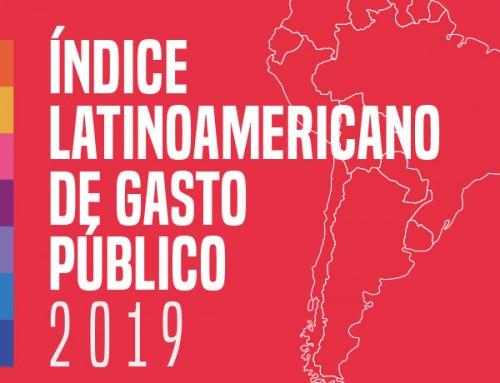 Índice de Gasto Público en Latinoamerica 2019