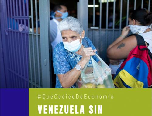 #QuéCediceDeEconomía 37 | Venezuela sin recursos y a la buena de Dios frente al Covid-19
