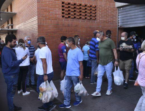 Los desastres de la economía venezolana se profundizan día a día ante el avance del coronavirus