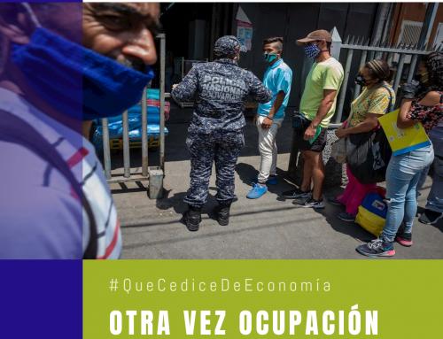 #QuéCediceDeEconomía 38 | Otra vez ocupación temporal y supervisión de precios