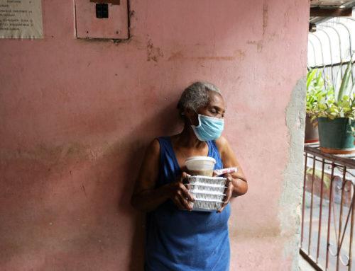 Enfrentando el COVID-19 con inseguridad sanitaria