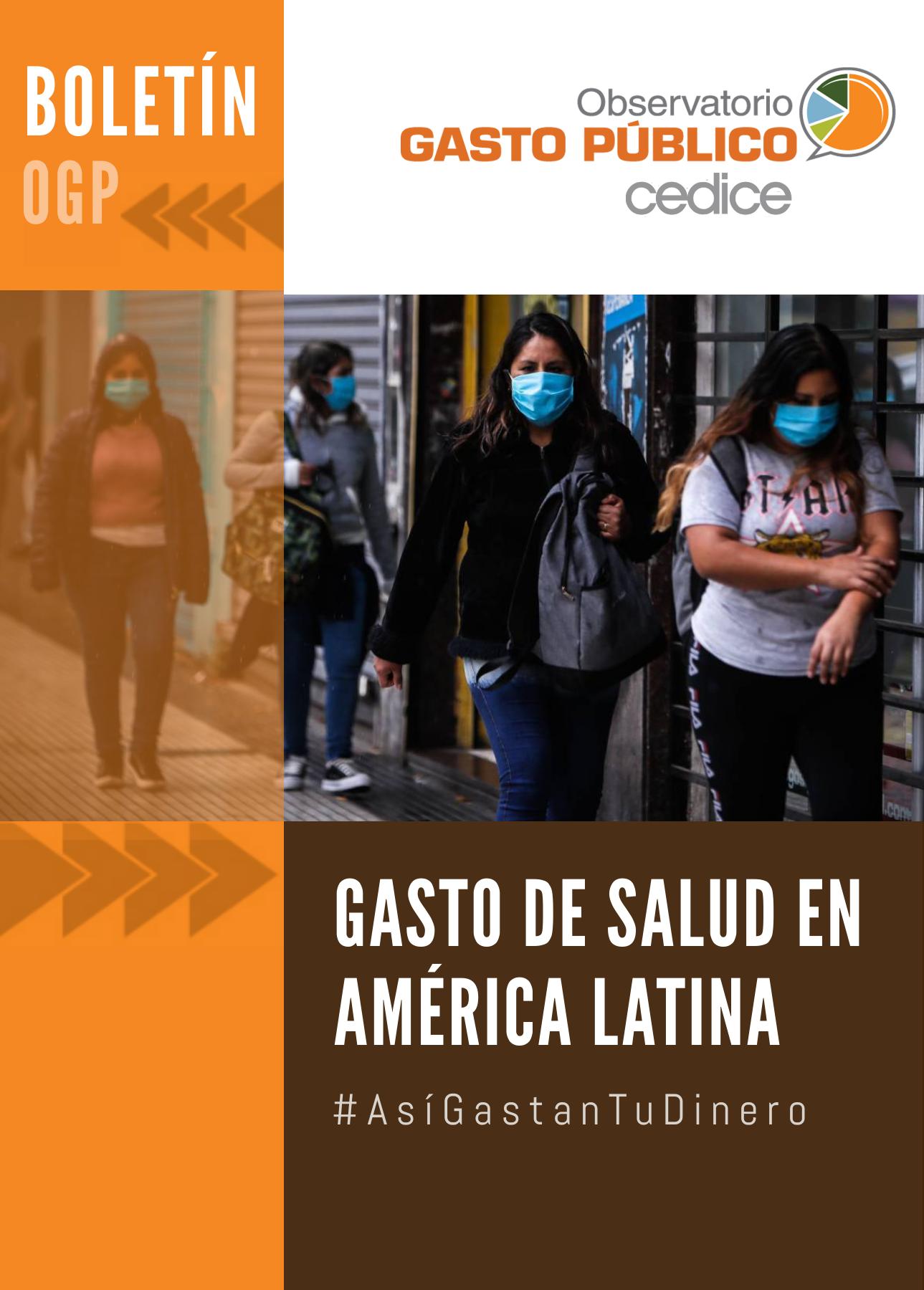 Gasto de salud en América Latina – Observatorio de Gasto ...