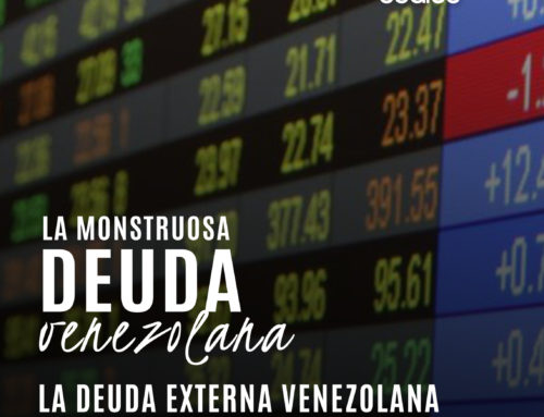 La deuda externa venezolana derivada de los bonos