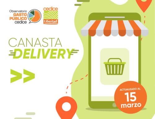 Canasta Delivery | 15 Marzo, 2021