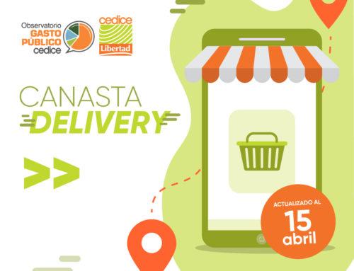Canasta Delivery | 15 Abril, 2021