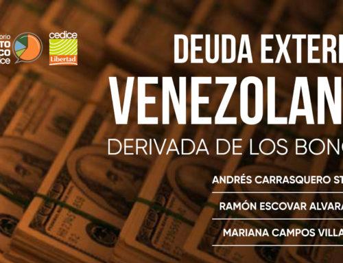 Deuda externa venezolana derivada de los bonos