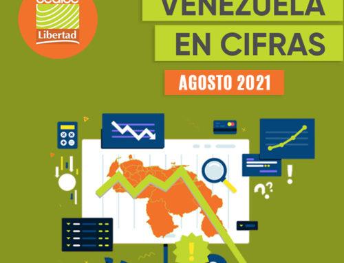 Venezuela En Cifras: Hacia dónde va la Economía de Venezuela (Agosto 2021)