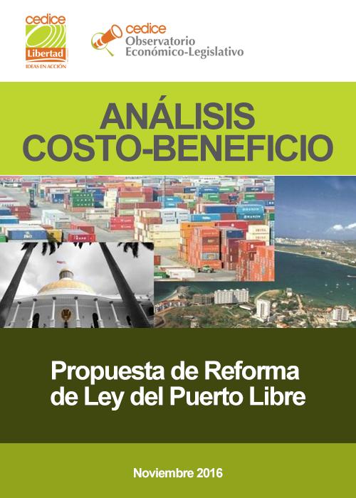 Propuesta de Reforma de Ley del Puerto Libre
