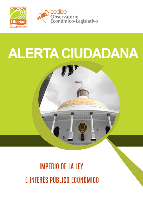 Imagen de Alerta Ciudadana imperio de la Ley